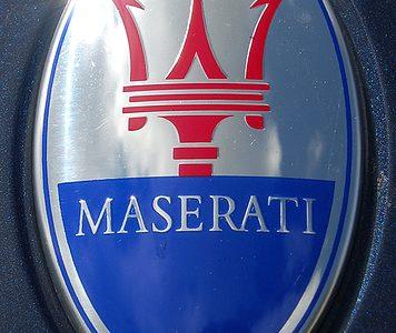 برند مازراتی ( MASERATI )