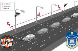 دوربین های میانگین سرعت پلیس چگونه عمل می کند؟