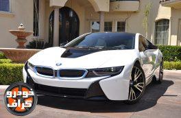 BMW i8 مهمانی از آینده…