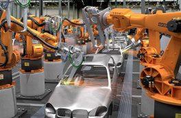 فروش رباتهای صنعتی درجهان16درصد افزایش یافت