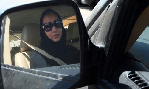 دندان تیز خودروسازان خارجی برای ۹ میلیون زن سعودی خودرو سوار