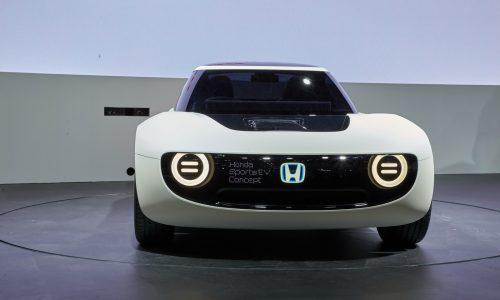 تلفیق آینده و گذشته در اسپورت الکتریکی / آیا هوندا این خودرو را میسازد؟ + (عکس)