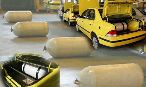 اجرای تعویض مخازن فرسوده خودروهای گازسوز از دهم دی