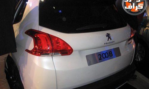 هشدار ایران خودرو در مورد پژو 2008