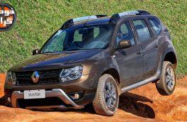 همه چیز درباره رنو داستر 4WD + کلیپ اختصاصی بررسی