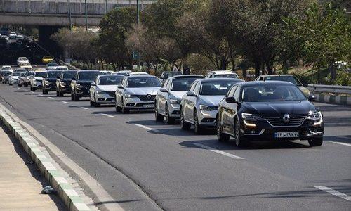 تست رانندگی شهری رنو آغاز به کار کرد/ رانندگی با رنو کولئوس و تلیسمان را تجربه کنید + ( تصاویر )