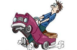 هنگام ترمز بریدن خودرو باید چه اقداماتی انجام دهیم؟