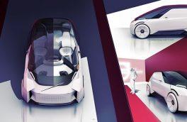 خودروی مفهومی مراقبتی ولوو + ( عکس )