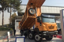 غول کامیون های آفرود به ایران آمد + ( عکس )