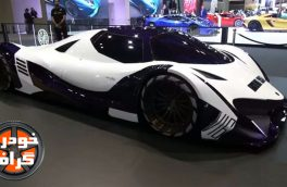 خودروی 5000 اسب بخاری ، سریعترین متحرک زمینی…