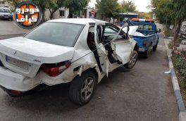 گزارشی از یک تصادف… ( دنا )