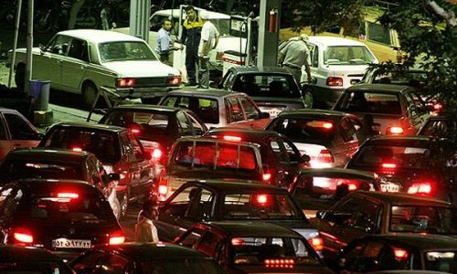 عرضهی سوخت در شهرستان شیراز به روال طبیعی برگشت