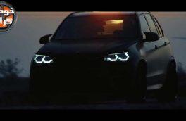 بی ام و X5-M با رینگ های Z-Performance