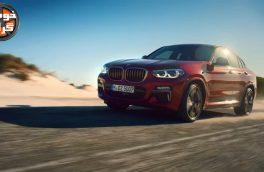 تیزر رسمی BMW X4 2018